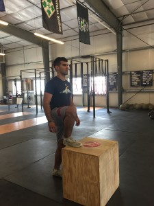 Step ups only allowed for the scaled division